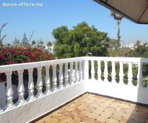 Villa en location à Rabat Hay riad