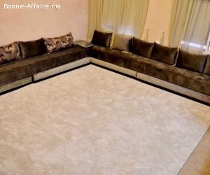 villa meublé sur 2 ha en location à marrakech