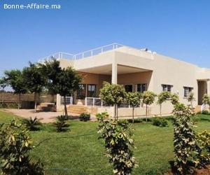 Villa neuve de 320 m² de Bouskoura