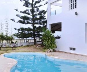 Villa sur la plage de Mohammedia à vendre