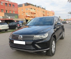 Volkswagen Touareg 2016 Prix: 56000DH