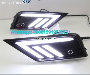 VW Tiguan DRL LED Daytime Running Lights daylight for sale