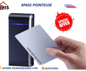 XPASS POINTEUSE